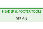 Header si footer in Excel