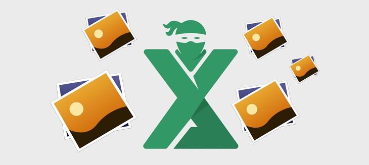 Import imagini in Excel – Macro