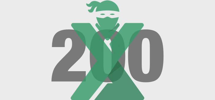 200 articole despre Excel, ce am invatat din asta