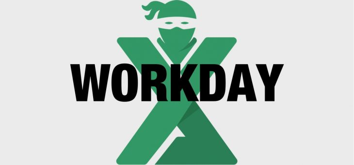 Calculeaza urmatoarea zi lucratoare in Excel – Functia Workday