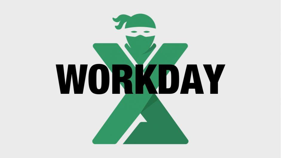 Functia Workday