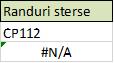 Cum compar 2 tabele in Excel