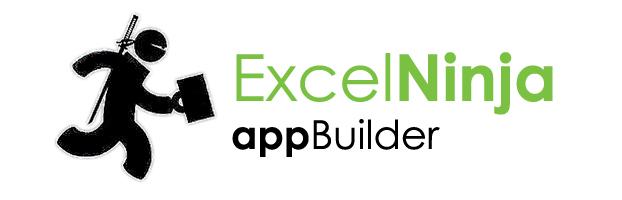 ExcelNinja AppBuilder