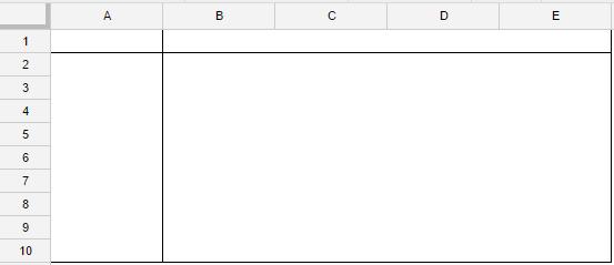 Pivot table Google Sheets 5
