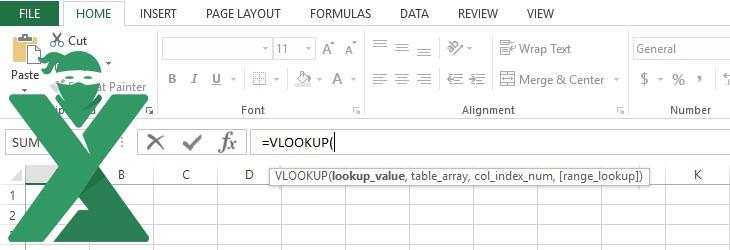 Functia VLOOKUP in Excel #video