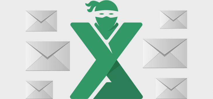 Cum sa trimiti email-uri automate din Excel