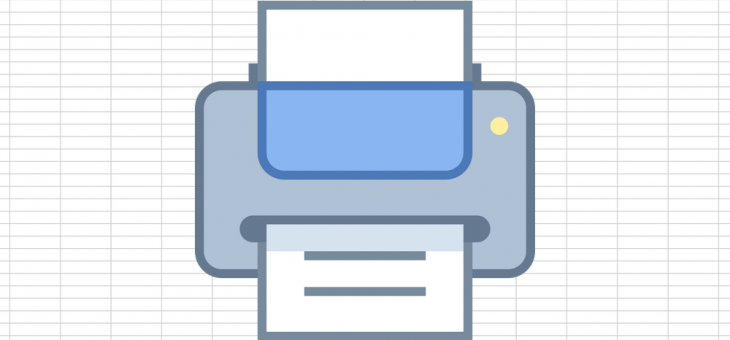 Imprimare in Excel: tot ce trebuie sa stii