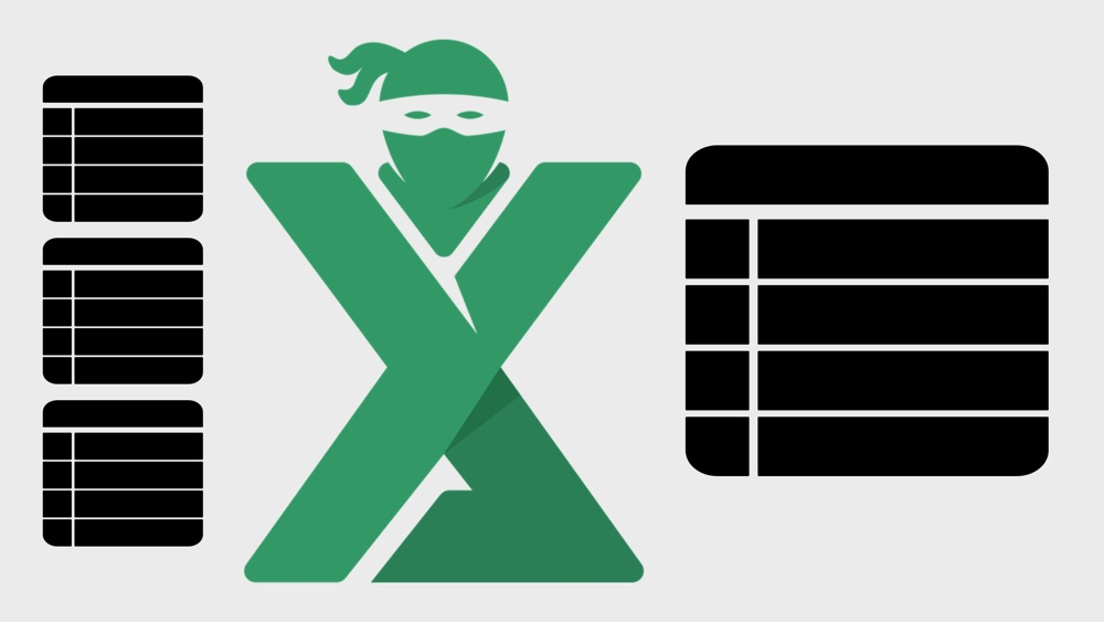 Centralizare tabele excel