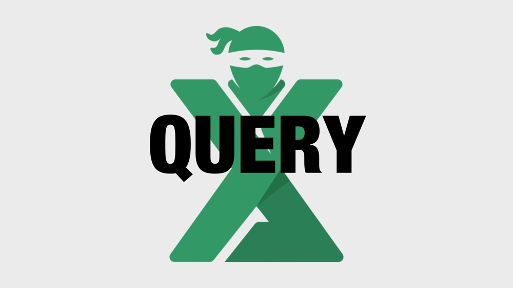 Query in Google Sheets