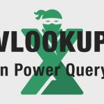 VLOOKUP in PowerQuery