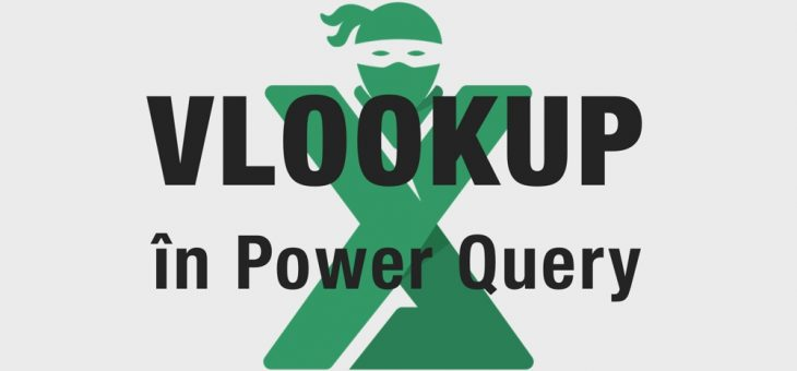 VLOOKUP in Power Query