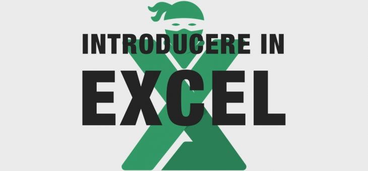 Introducere in Excel – formatare, filtre, formule