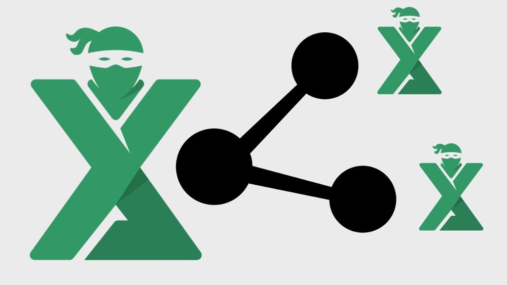 Colaborare in Excel