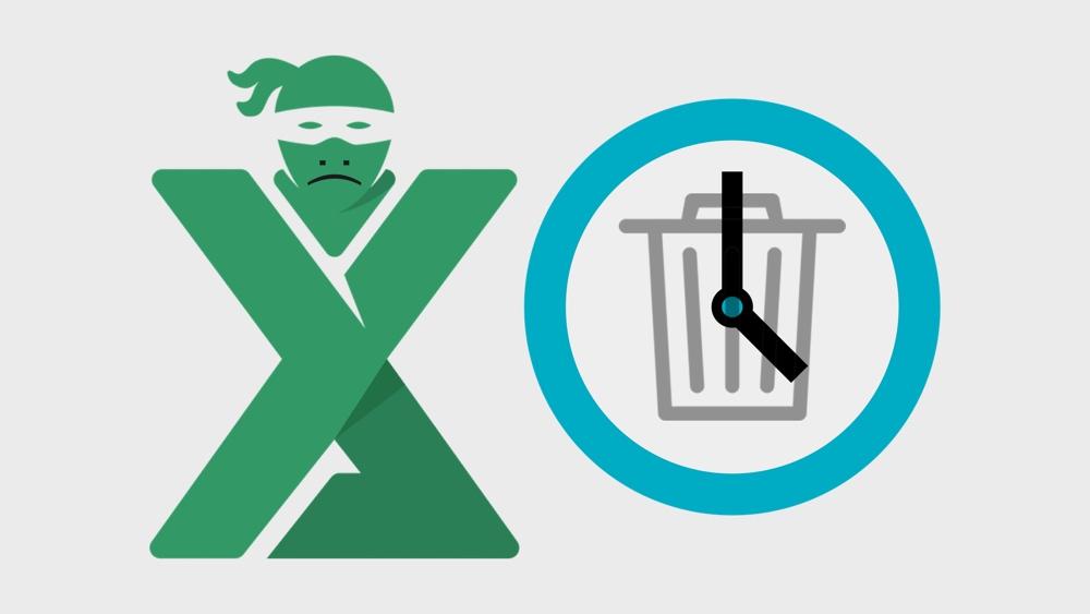 Cum sa pierzi timpul in Excel