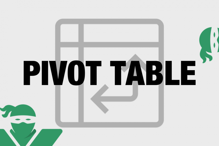 Pivot Table Excel